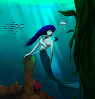 Aquatic Esther :Contest Entry: by Missvirginia