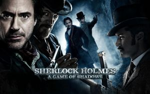 Sherlock Holmes A Game of Shadows by OutlawNinja