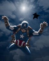 Captain America: Super Solider by DavidFernandezArt