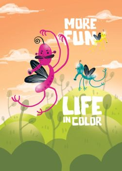Life In Color by thebrewok