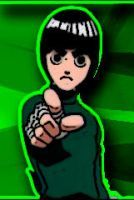 Rock Lee by Valkyrie716