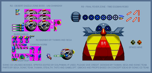 Sonic CD incomplete bosses: Complete editions by retrobunyip