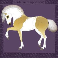 1007 Group Horse Import by Cloudrunner64