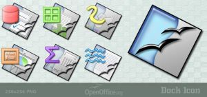 O97 - OpenOffice - Dock by ssx