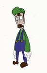 Luigi by thepiplup