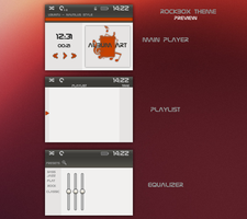 ubuntu _ nautilus style for rockbox preview by phantommenace2020