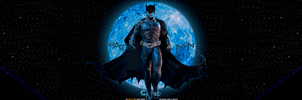 BATMAN: CAPED CRUSADER (Multi-3-Display) by CSuk-1T