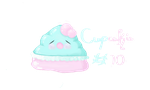Bubblegum Cupcakie {SOLD} by Roekki