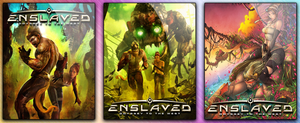 Enslaved - Odyssey to the West Pack by dander2