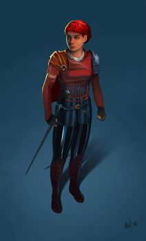 character design by artimac