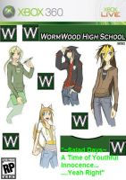 Xbox 360 Game WormWood by WolfDragonGod