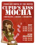 Cupids Kiss Mocha by azuzephre