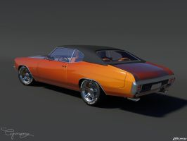 Chevelle ss 3 by cipriany