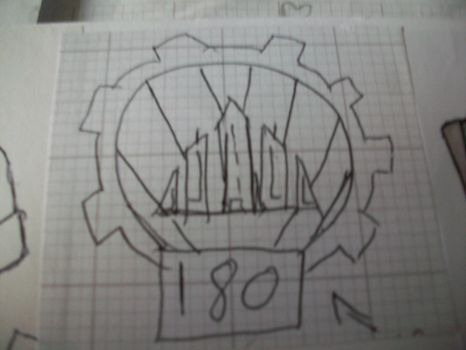 my new  logo will be building it soon by sam1337