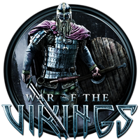 War of the Vikings Dock Icon by OutlawNinja