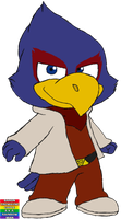 Falco Lombardi by BaronTremayneCaple