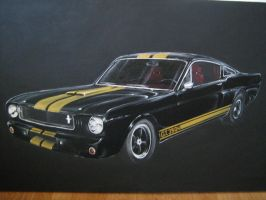 hertz special shelby 350 by adamsomthing