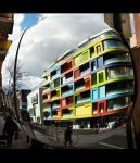 colours of Budapest by TiniV