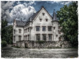 Heusenstamm Castle by robiross66