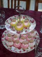Edible Teacups by jess13795