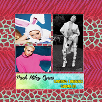 Pack Miley Cyrus #2 by Naxo8tube