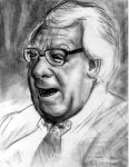 Mr. Ray Bradbury by MeganNicole