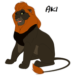 Aki by Death-And-Flowers