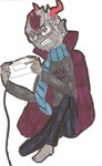 Eridan by namlessgirly