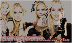 Avril's Seventeen Photoshoot by vams