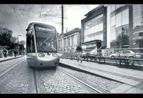 The Luas by Mfotografie