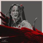 I'm going to be the Mockingjay by PhoenixPX