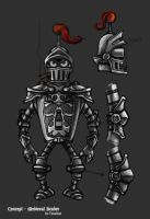 Medieval Bender Concept by Texelion