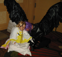 Cosplay Check: DNAngel by Rhythm-Wily