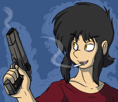 fuck you like its 1911 by FizTheAncient