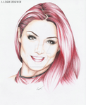 Total Diva - Eva Marie by AaronAZZAbrown