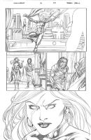 XMen Forever 13 page 22 by RobertAtkins
