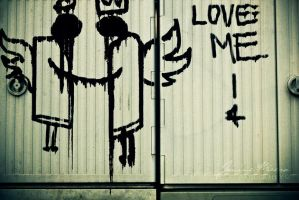 love me... by Catliv
