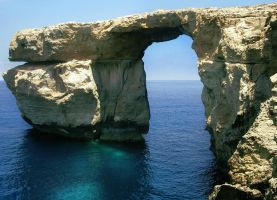 Azure Window by Batmaaaaan