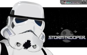 stormtrooper wallpaper by habihyejun