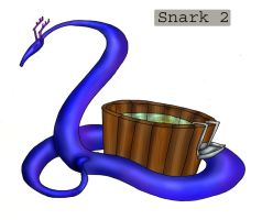 Hunting the Snark: SNARK 2 by pun