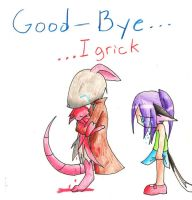 Goodbye Igrick by littlecheese