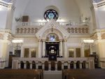 In the synagogue by DamaInNero