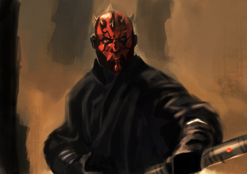 Maul 7 by Ssstorm