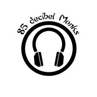 85 Decibel Monks Logo by CHR15T0PH3L35