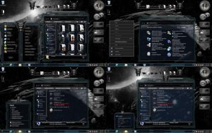 windows 7 themes glass black by customizewin7