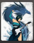 Dragon Force of Awesome by PosiTori
