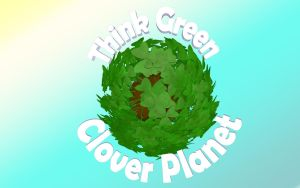 Clover planet by CanFood