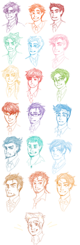 B-C: Literally everyone: phase 2: the staff by feelingwhimsy
