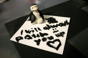 I will always patch you up by Vicipedia
