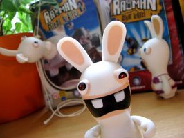 Raving Rabbids by mkozmon